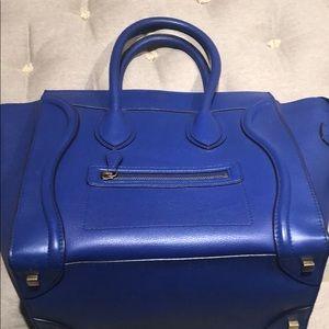 Phoebe Philo Celine Luggage - Grained Leather